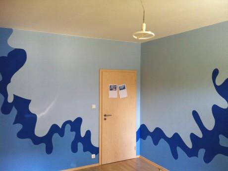 Malíři pokojů Praha - Fotoalbum - Malířské práce - Malování pokojů inspirace fotogalerie - Malba ...